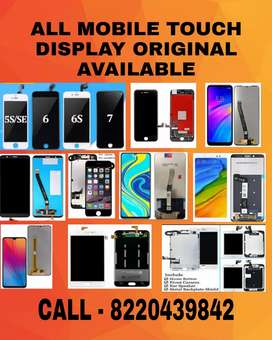 All mobile touch display original available in best price