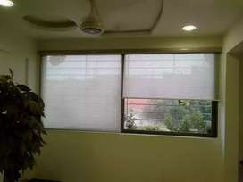Roller blinds best to control heat and sun light window covering