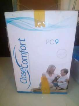 Close comfort PC9 portable AC air conditioner used with in 3 months