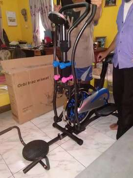 Orbitrack  multy fungsi  semi bike