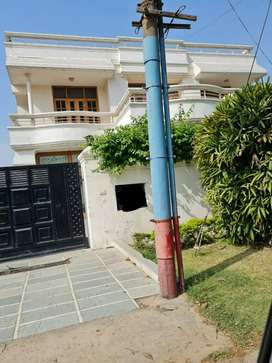 Ganga Nagar defence colony villa 900 Gaj demand rate 9 cr