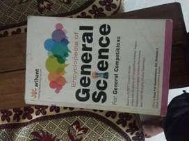 Encyclopedia of Gernal science arihant