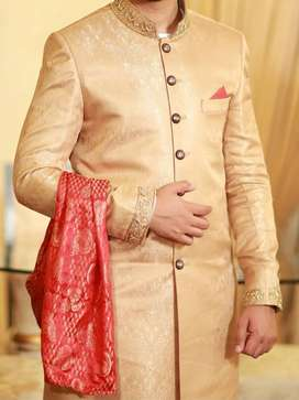 Rici Melion Wedding Sherwani for Sale