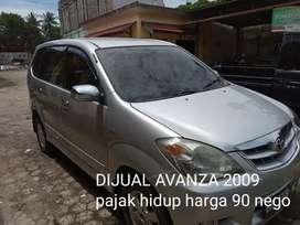 Avanza 2009 tipe G