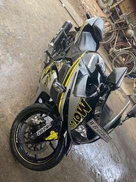 Kawasaki ninja 250r for sale (black)
