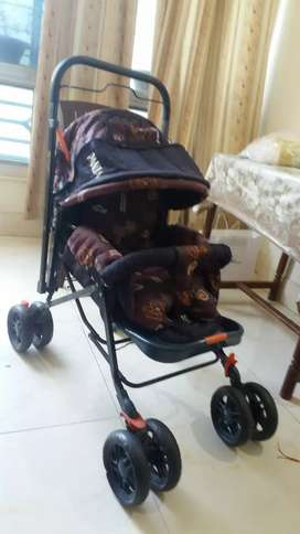 Kids Pram in Brand New condition at cheapest price
