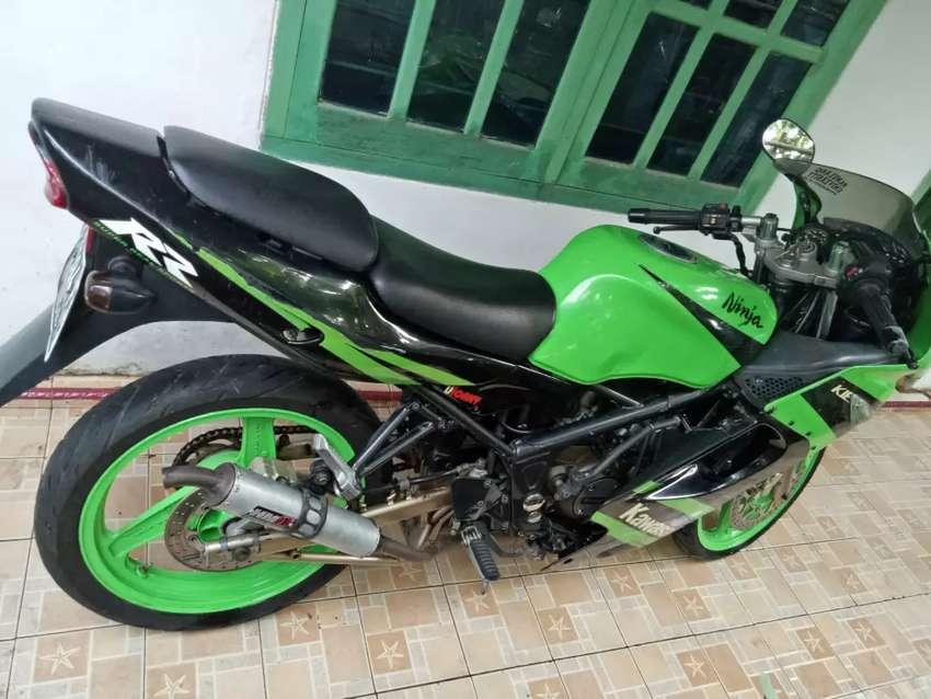 Jual Ninja RR 2009 0