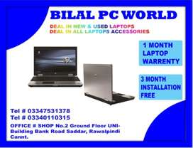 HP 8540p | 1-GB Dedicated Graphic | Core i7 supported !!BILAL PC WORLD