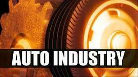 Opening in Automobile Industry