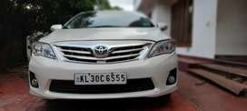 Toyota Corolla Altis 2013 Petrol Well Maintained