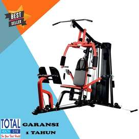 FREE ONGKIR Home Gym 1 Sisi TL 014 Total Fitness