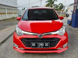 Sigra Calya tipe R 1.2 manual th 2018
