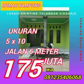 Rumah kampung limited edition