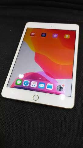 Ipad mini 4 16gb gold cellular+wifi