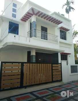 3 bhk 1650 sqft new build house at varapuzha near thirumuppam