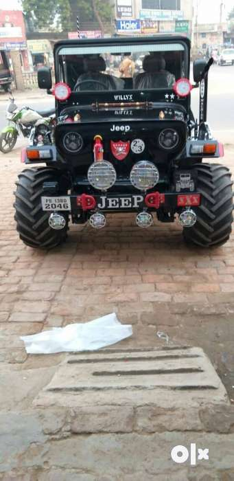 Open modified jeeps Ready for sale More details 0