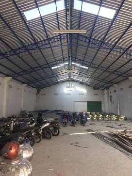 Gudang Luas Murah cck kantor/kost/expedisi/dll 10 menit ke Kota Jogja