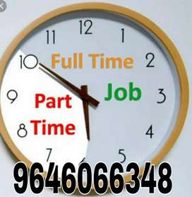 Part time job ad posting work job at your home starts your earning now