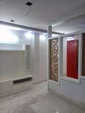 2bhk flat with lift and car parking at 23.5 lacs in dwarka mor