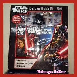 Buku impor import star wars deluxe book gift set jadul lawas kuno