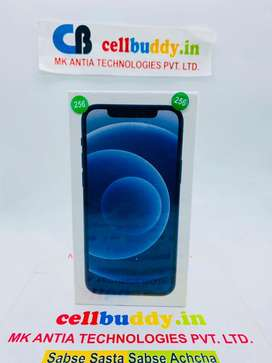 iPhone 12 256gb  || With Warranty || With Emi || All Over India Cod !