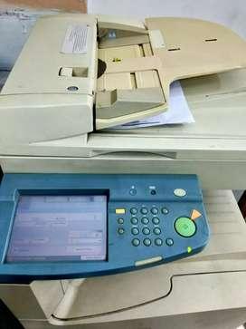 Photo copy machine canon IR 3320