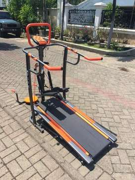 sehat always treadmill series 6/orange colour