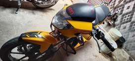 Tvs Apache RTR 160 cc