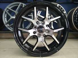Velg March Ring 15 Merk HSR Hyura