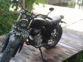 honda cb100 modif japstyle