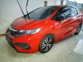 Dijual Honda Jazz RS GK5 Low Km Nego
