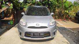 Nissan March sport version matic