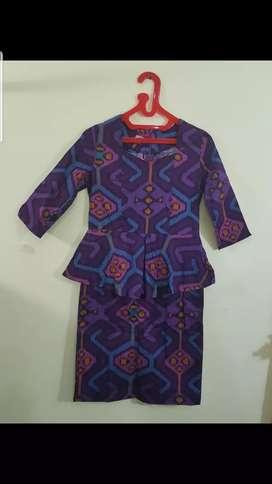 Dress2 Batik freesize