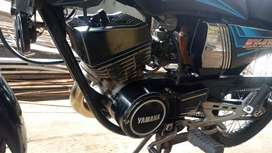 RX King  2005 siap touring