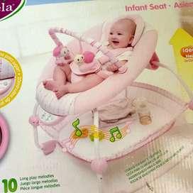 Infant bouncer