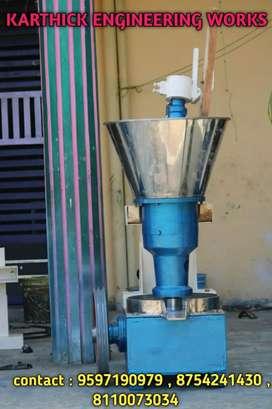 Rotary oil machine ^