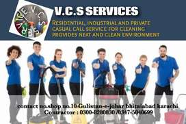 V.C.S  Cleaning Services