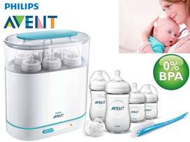 Philips Avent Fast 3-in-1 Sterilizer Like Tommee Tippee