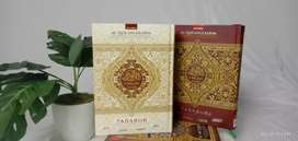 Al Quran Tadabur ( Terjemah Tajwid Warna )