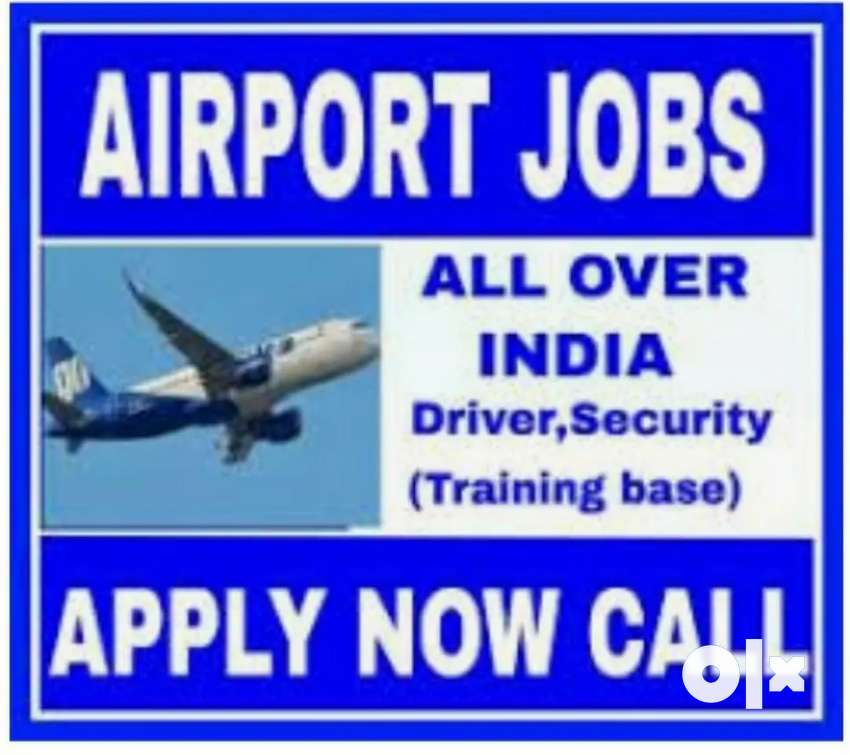 Required in airport jobs 0