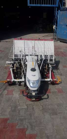 Rice planting machine and other accessories