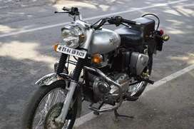 Royal enfield electra 5 speed gear box, disk brakes self starts