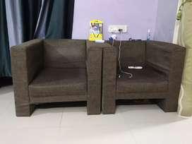 Sofa 2 pcs