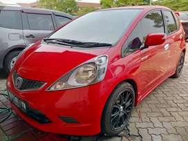 Honda Jazz RS 2008 Manual Merah DP Ceper