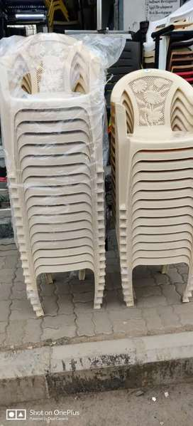 40 Nilkamal Plastic Chair Brand New Packed Piece