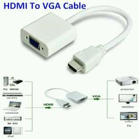 converter hdmi to vga kabel