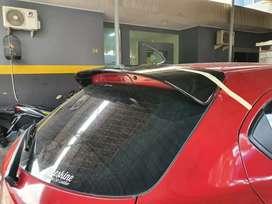 Spoiler Mazda 2