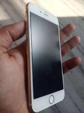 Iphone 6 single handed use in good condition