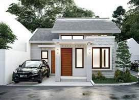 Rumah minimalis diberbah