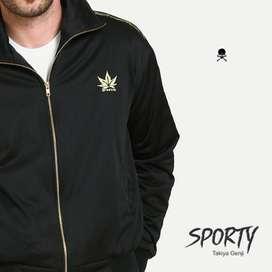 Jaket Crows Zero Genji Sporty Edition - SPORTY